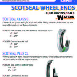 Scotseal Wheel Ends