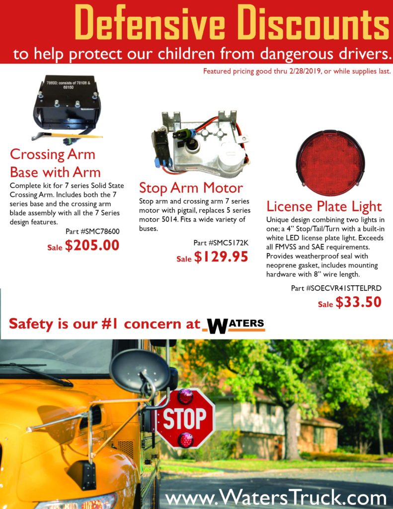 Crossing Arm, Stop Arm Motor, and Stop lights on Sale