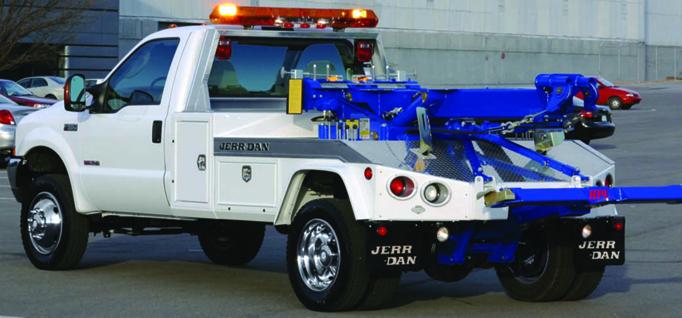 JERR-DAN HPL-35 STANDARD WRECKER